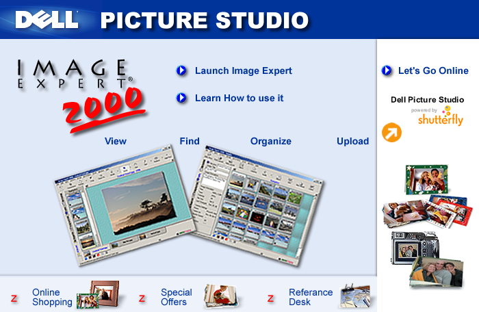 Splash Screen for Image Expert 2000